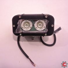 Spot Beam 2 10watt bulb LED Light Bar for Unimogs and Gwagons