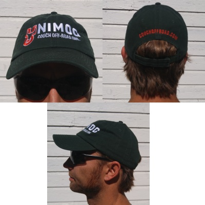 Hat Dark Green