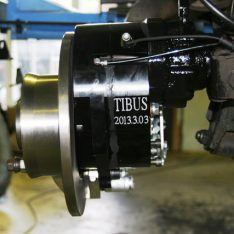 Tibus portal axles gwagen 460 and 463