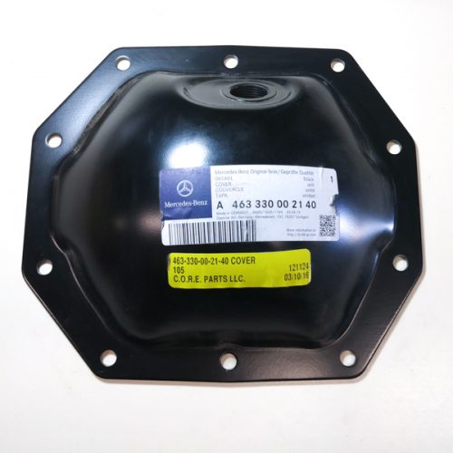 MERCEDES BENZ DIFF COVER